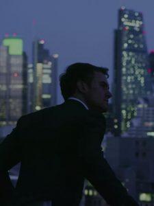 Business Man At Top, SSB Global Management